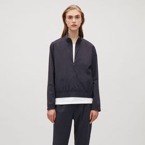 COS lightweight pullover shirt/jacket